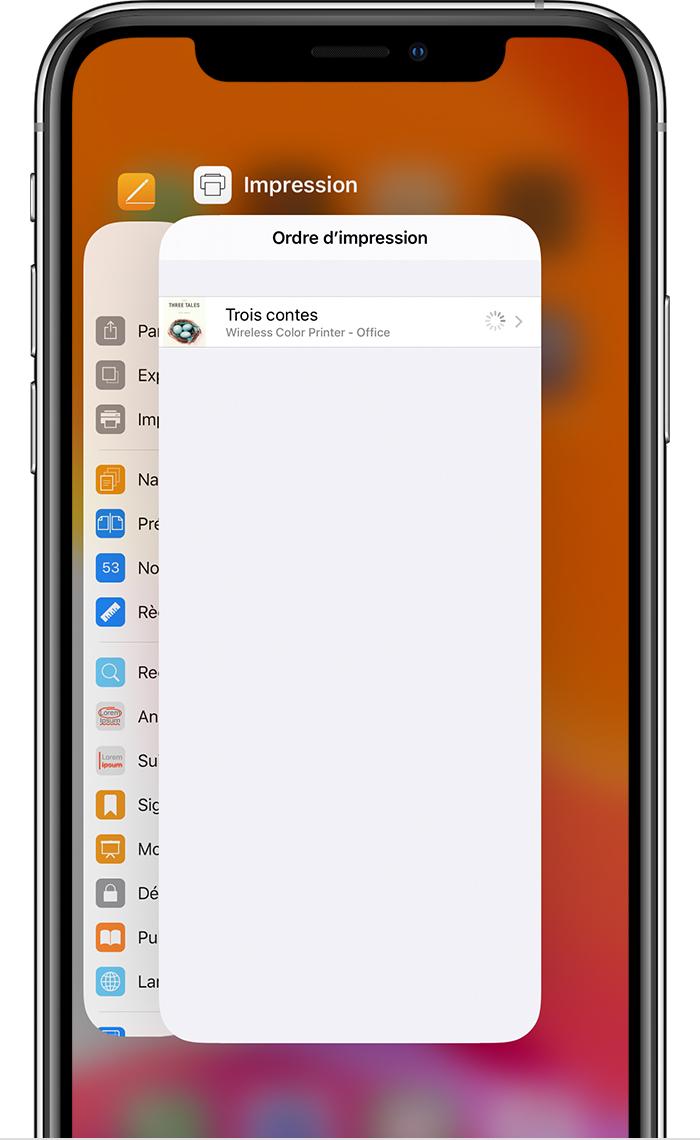 meilleur iPhone App local de branchement
