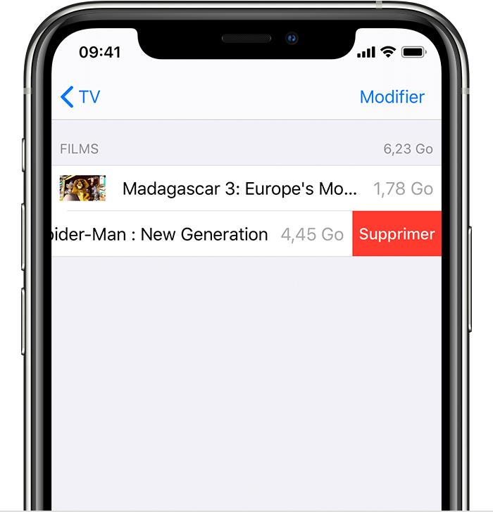 Que signifie «Voulez-vous effacer cet iPhone et synchroniser avec cette bibliothèque iTunes»?