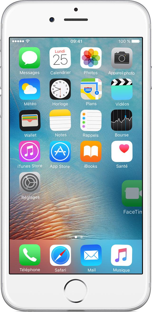 organisation des apps sur votre iphone  ipad ou ipod touch
