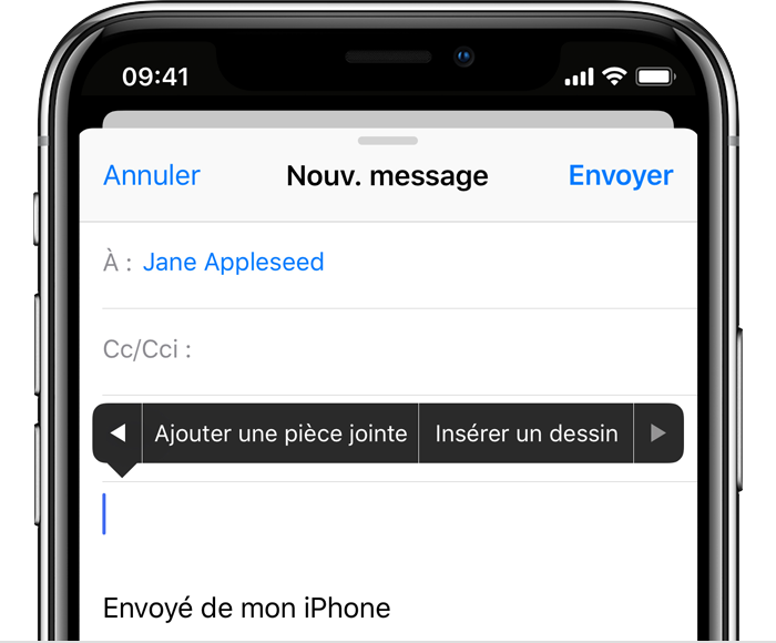 Envoyer Des Pieces Jointes Dans Mail Sur Votre Iphone Ipad Et Ipod