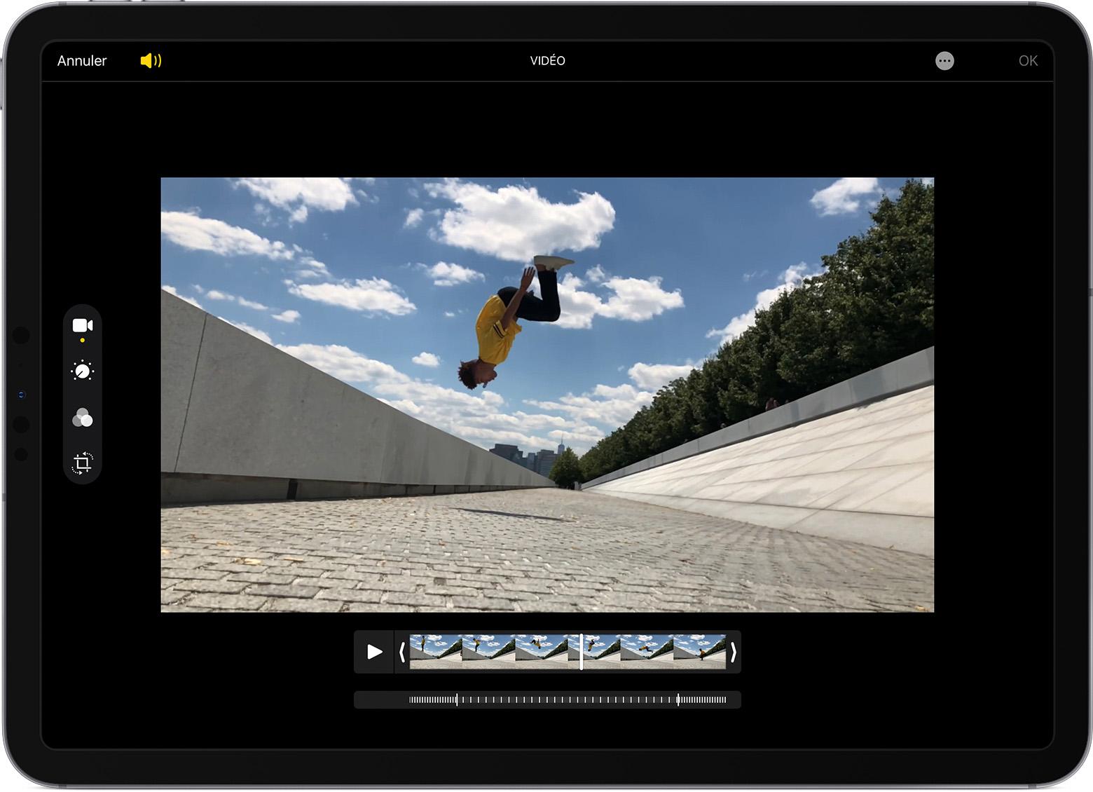 Comment Modifier Des Vidéos Sur Iphone Ipad Ipod Touch Ou Mac Assistance Apple