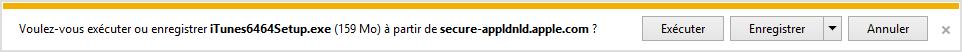Impossible de t l charger itunes pour windows via internet for Reduire fenetre mac