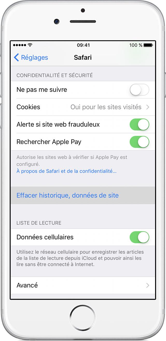 Impossible de se connecter après maj IOS Ios10-iphone7-settings-safari-clear-history-website-data-ontap