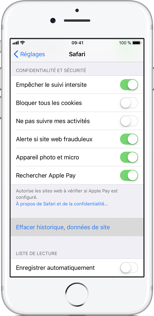 Comment détecter les logiciels espions sur iPhone