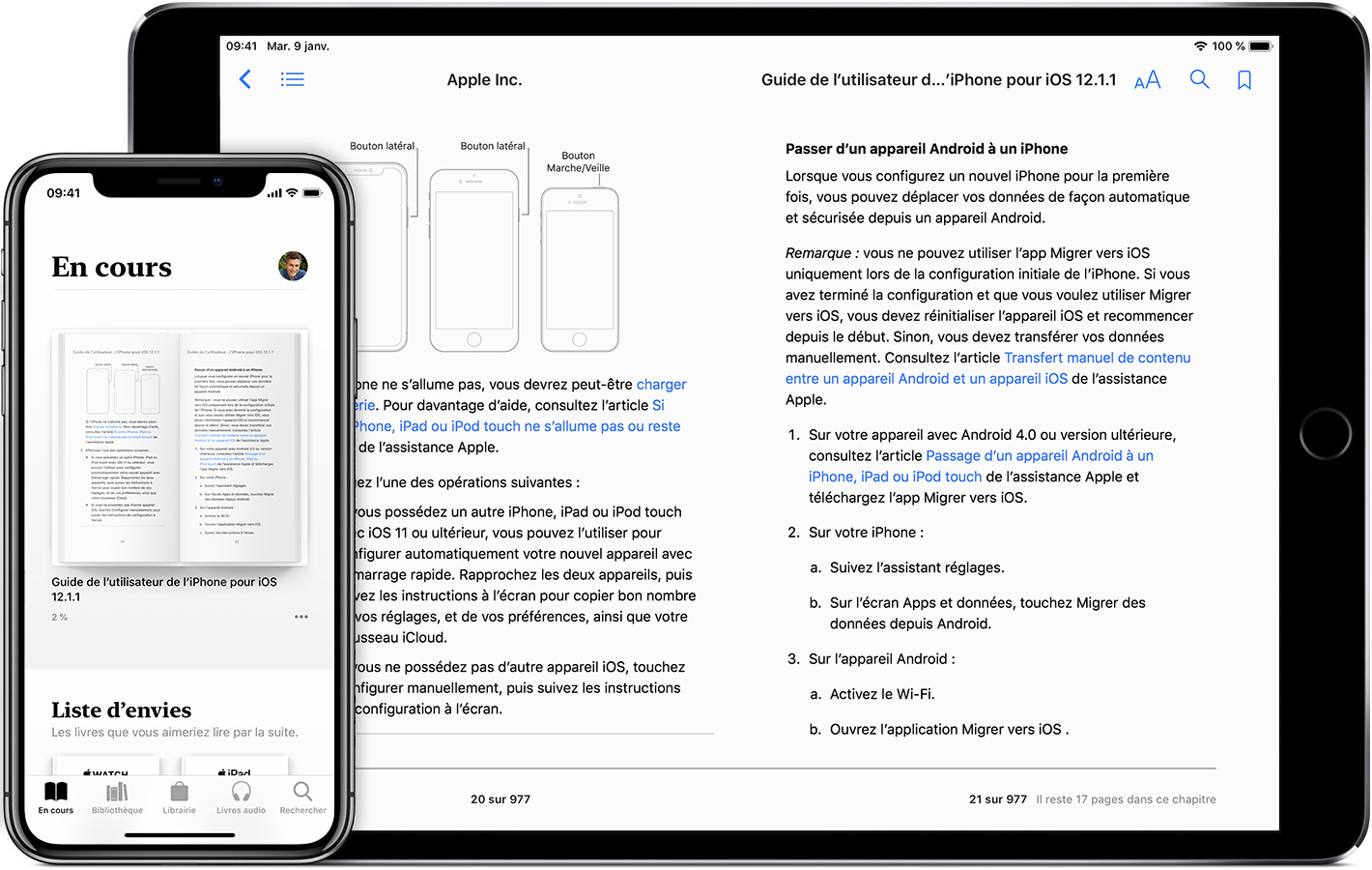 Acheter Livre Kindle Iphone