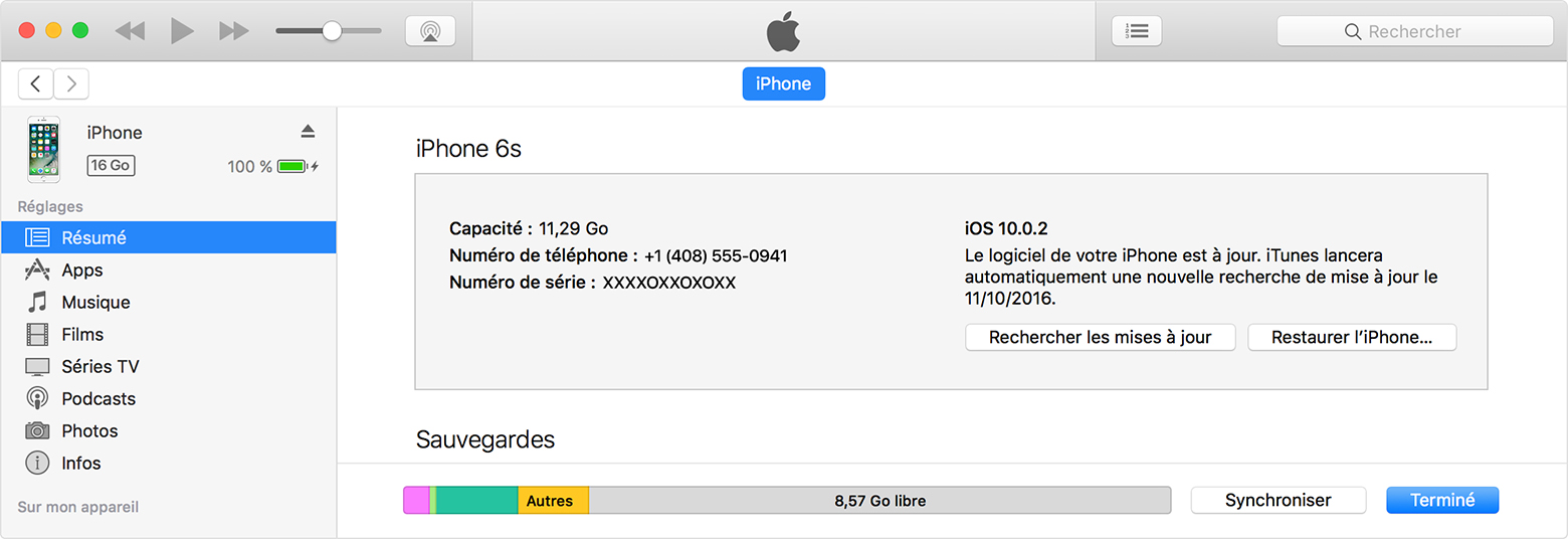 telecharger itunes iphone 4 gratuit