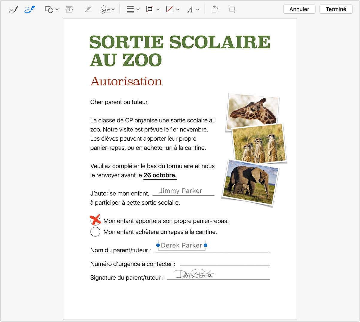 Utilisation De Mail Sur Un Mac