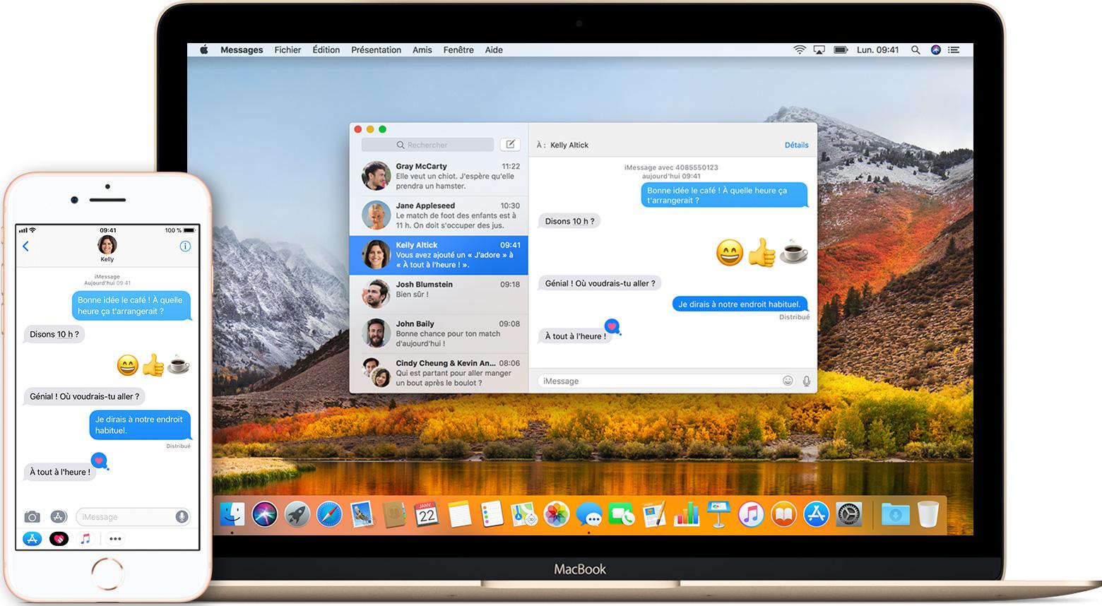 espionner un iphone depuis un mac