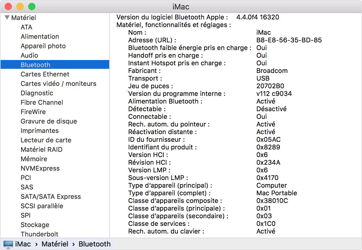 Utilisation D Une Souris D Un Clavier Ou D Un Trackpad Bluetooth