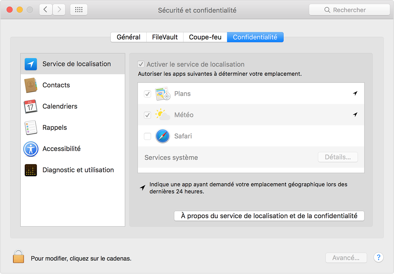 Application rencontre apple