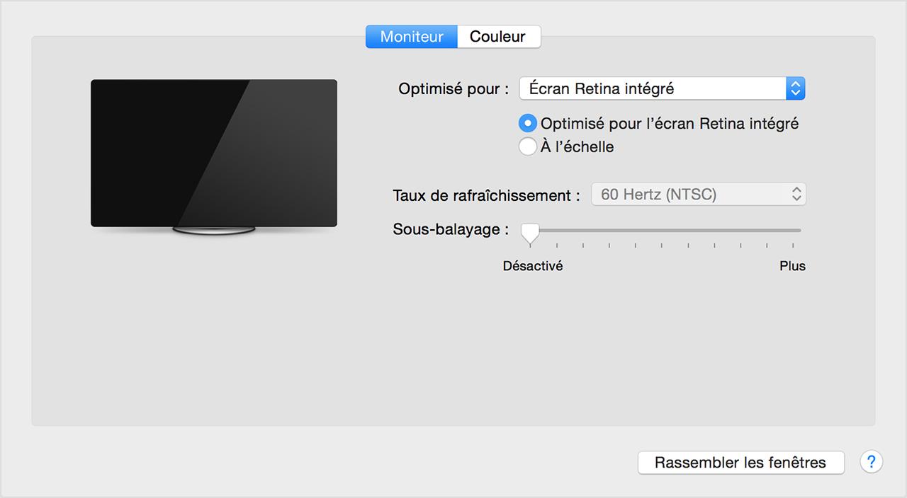 Connecter Des Peripheriques Hdmi A Votre Mac Assistance Apple