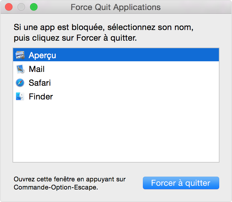 Force De Commande Cle Mac Quitter Sulesstoothfring Ml