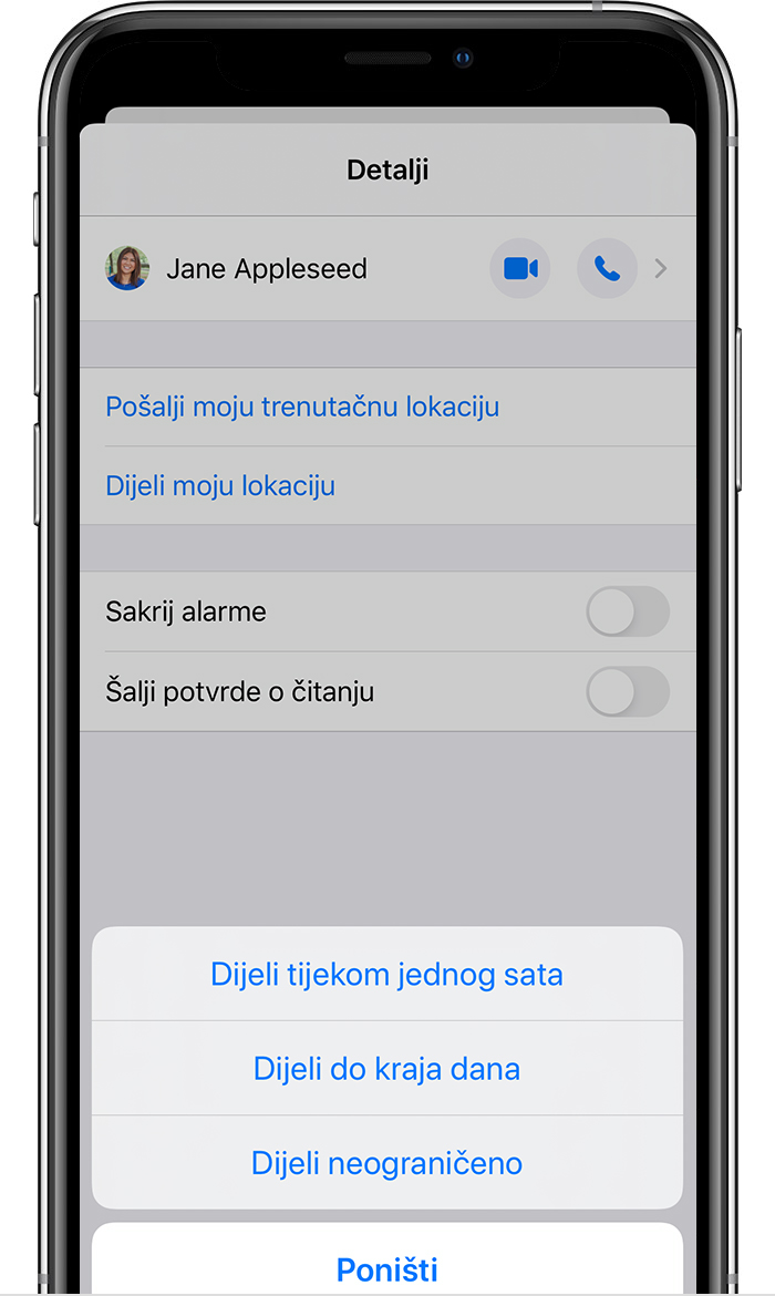 zakačiti imessage za mac