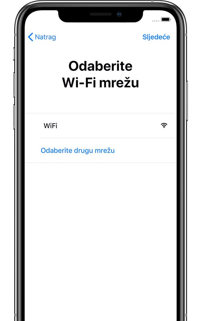 Mobilno povezivanje datuma