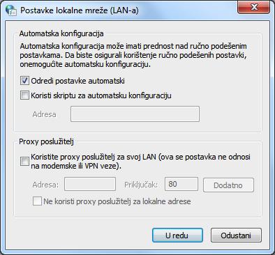 R.0527, ažuriranje upravljačkog softvera je uspješno.