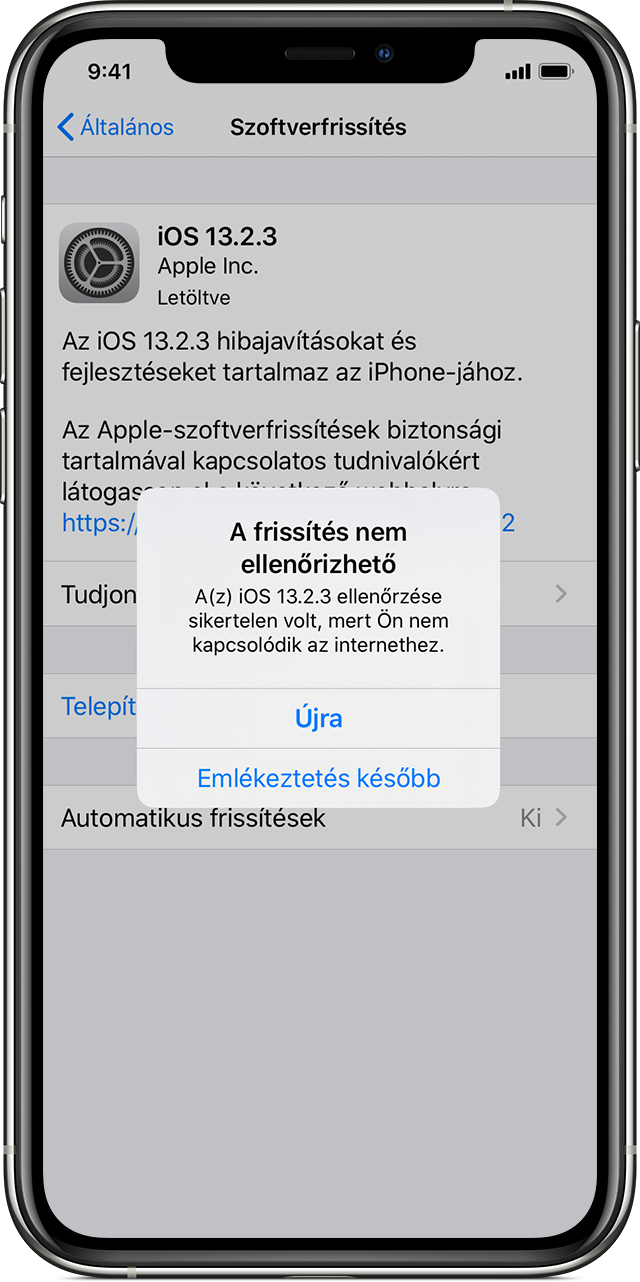 Az iPhone 5-én nem szoktam csatlakozni az iTunes-hoz