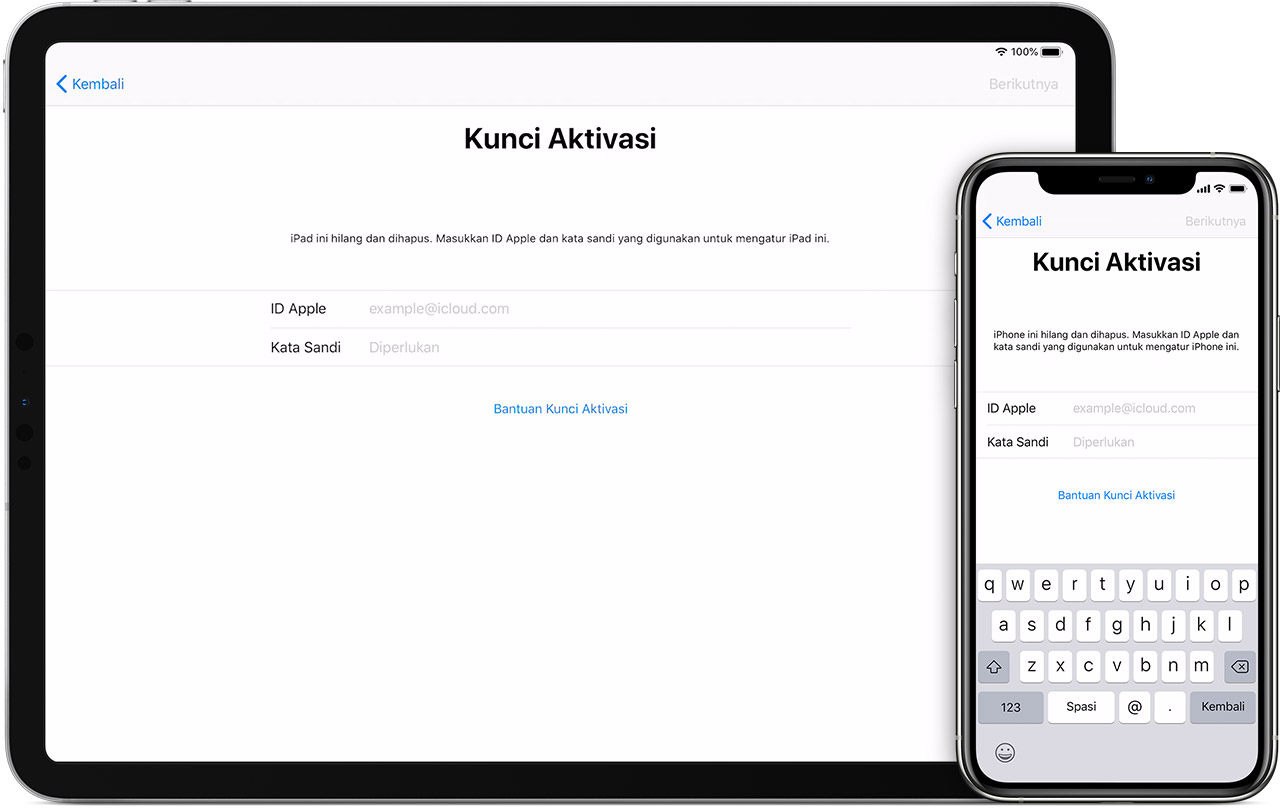 Kunci Aktivasi Untuk Iphone Ipad Dan Ipod Touch Apple Support