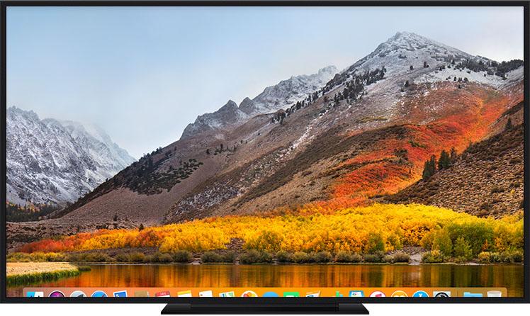 Mengenai memperbesar gambar dan memperkecil gambar di Mac