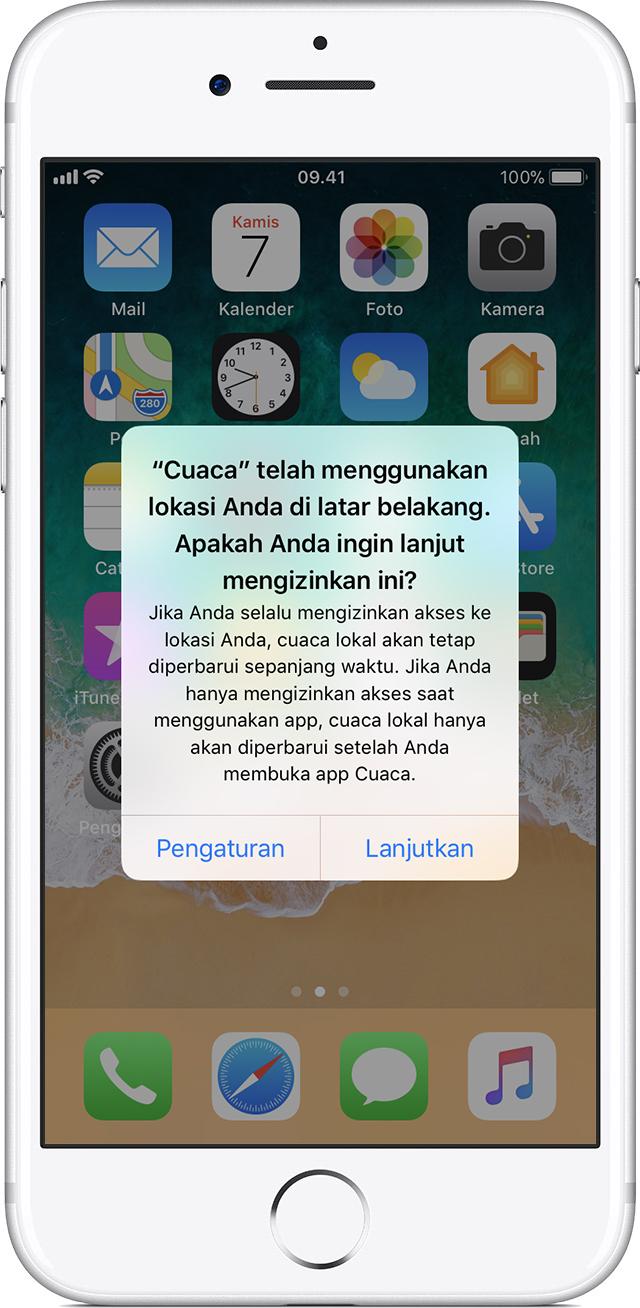 Tentang privasi dan Layanan Lokasi di iOS 8 serta versi lebih baru ... 4ccda95048