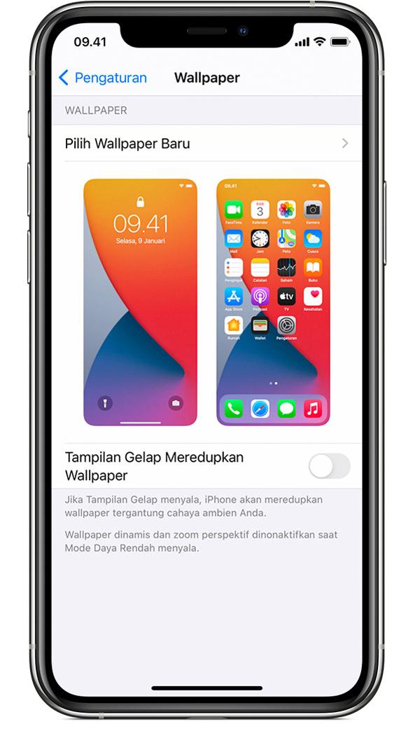 Mengubah Wallpaper Di Iphone Apple Support Id
