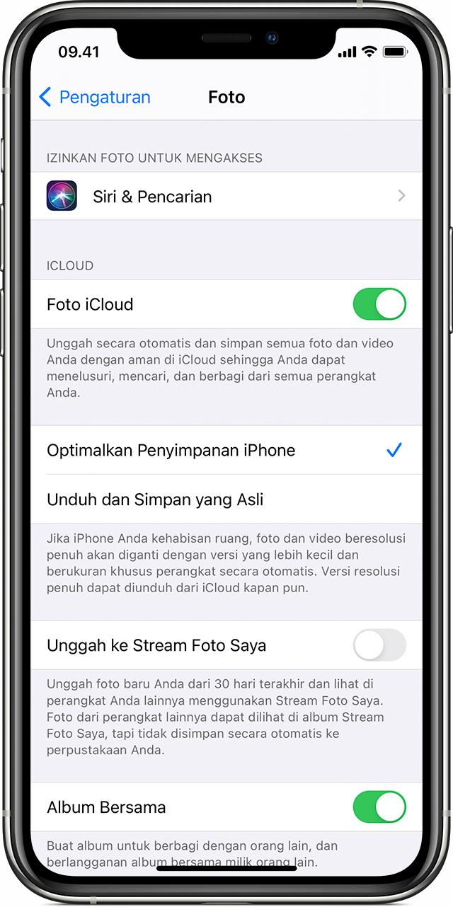 Jika Ada Foto Atau Video Yang Hilang Di App Foto Apple Support