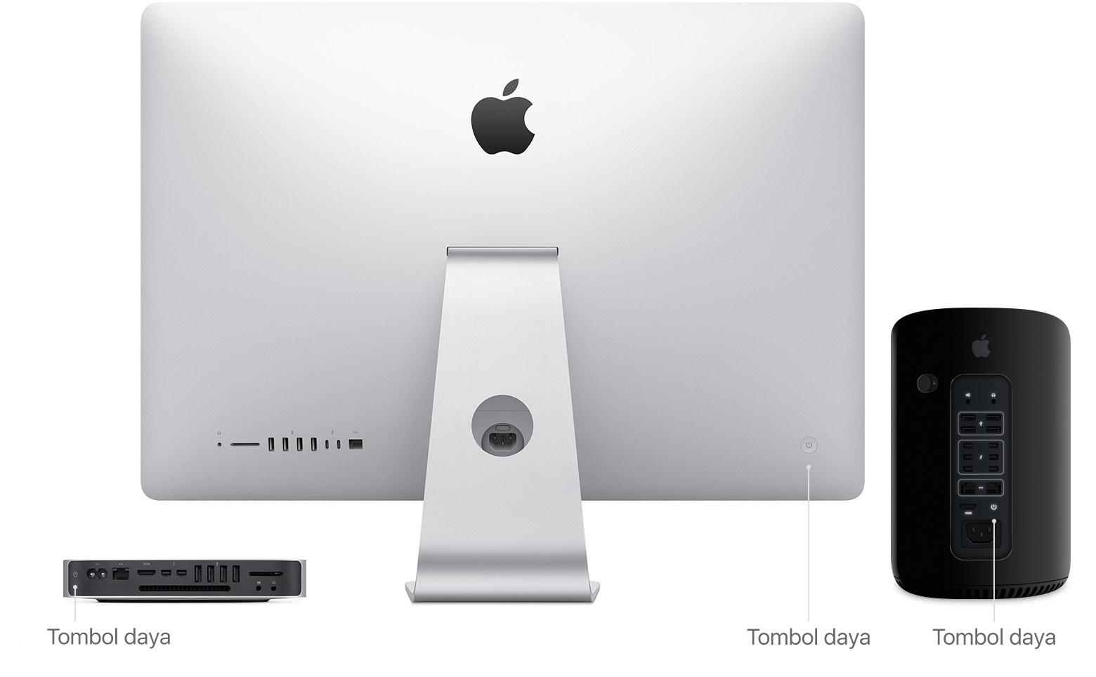 Cara Menghidupkan Atau Mematikan Mac Apple Support
