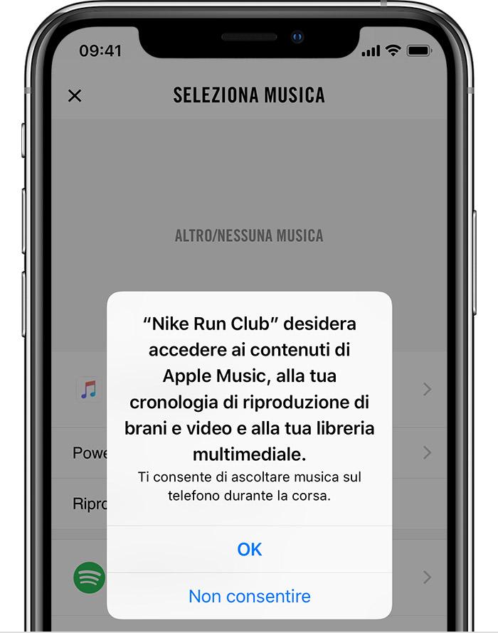 Ascoltare Apple Music Nelle App E Nei Siti Web Supporto Apple