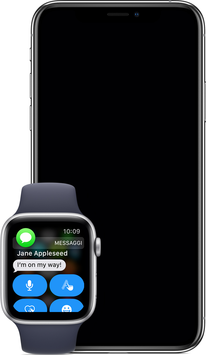 Notifiche Su Apple Watch Supporto Apple