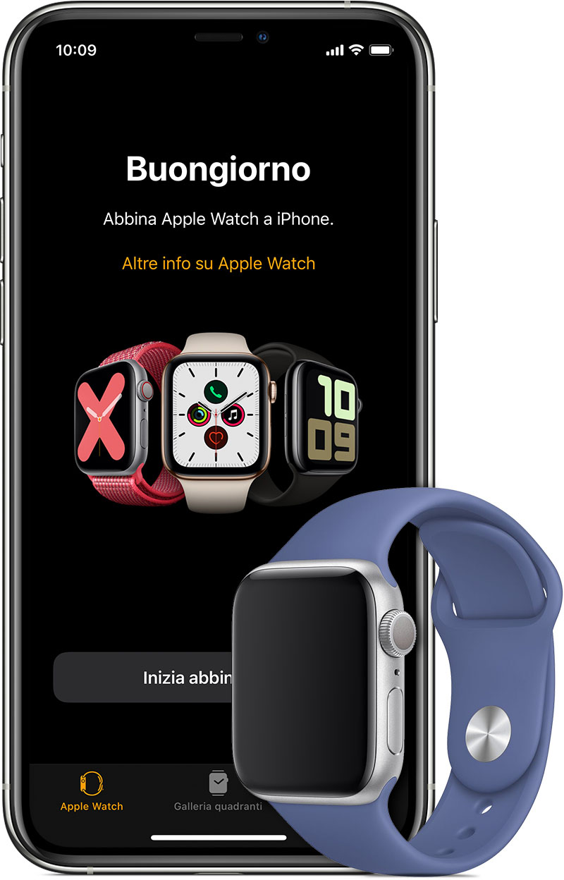 Configurare La Connessione Cellulare Su Apple Watch Supporto Apple