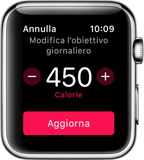 Uso dell 39 app attivit su apple watch supporto apple for Sedia a rotelle png