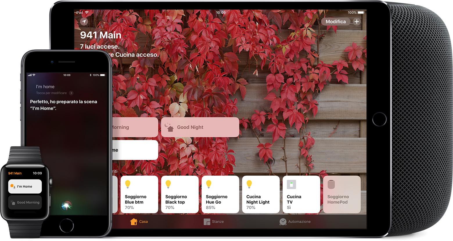 Philips hue ufficializzate le nuove luci compatibili con homekit