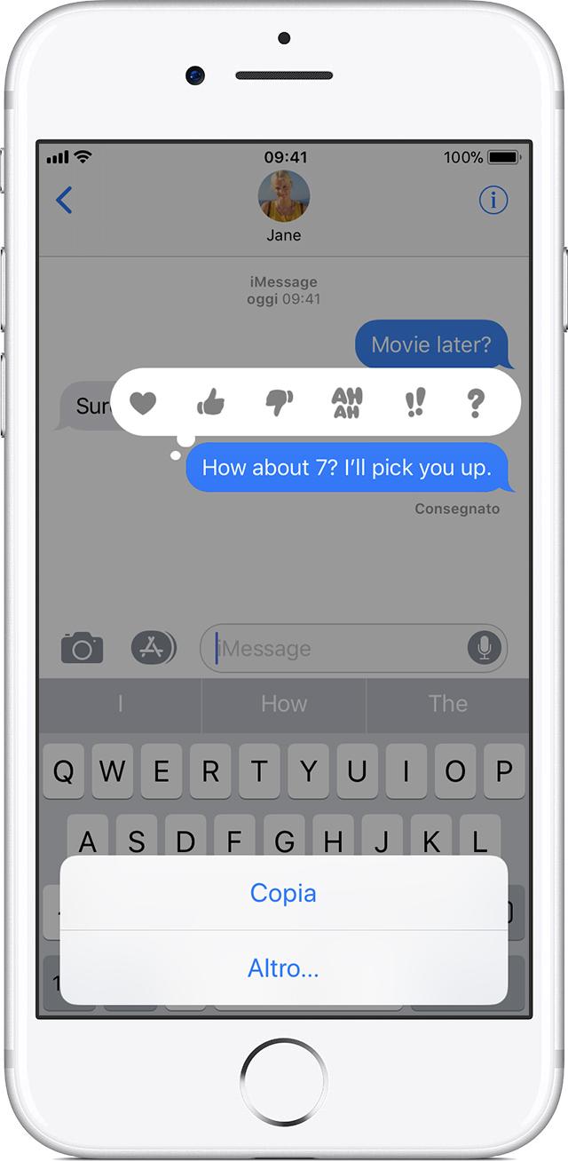 Connu Come usare Messaggi con iPhone, iPad o iPod touch - Supporto Apple XK05