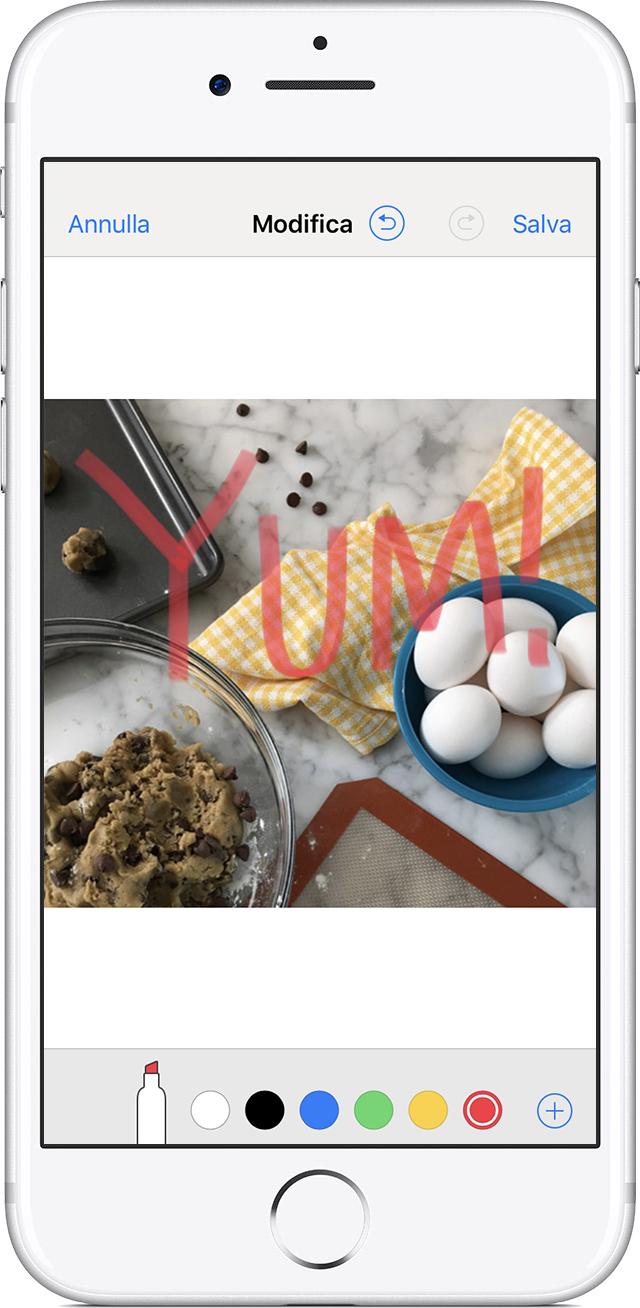 Très Come inviare messaggi fotografici, video o audio su iPhone, iPad o  XO18