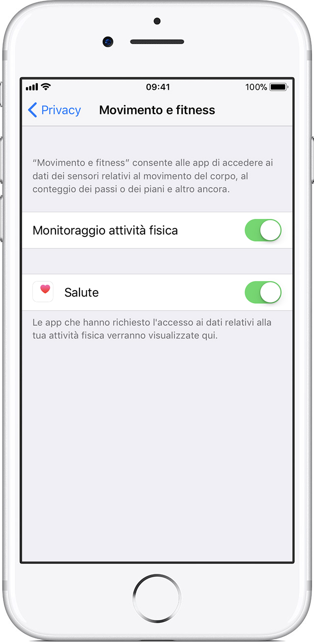 ricerca rete cellulare iphone 7