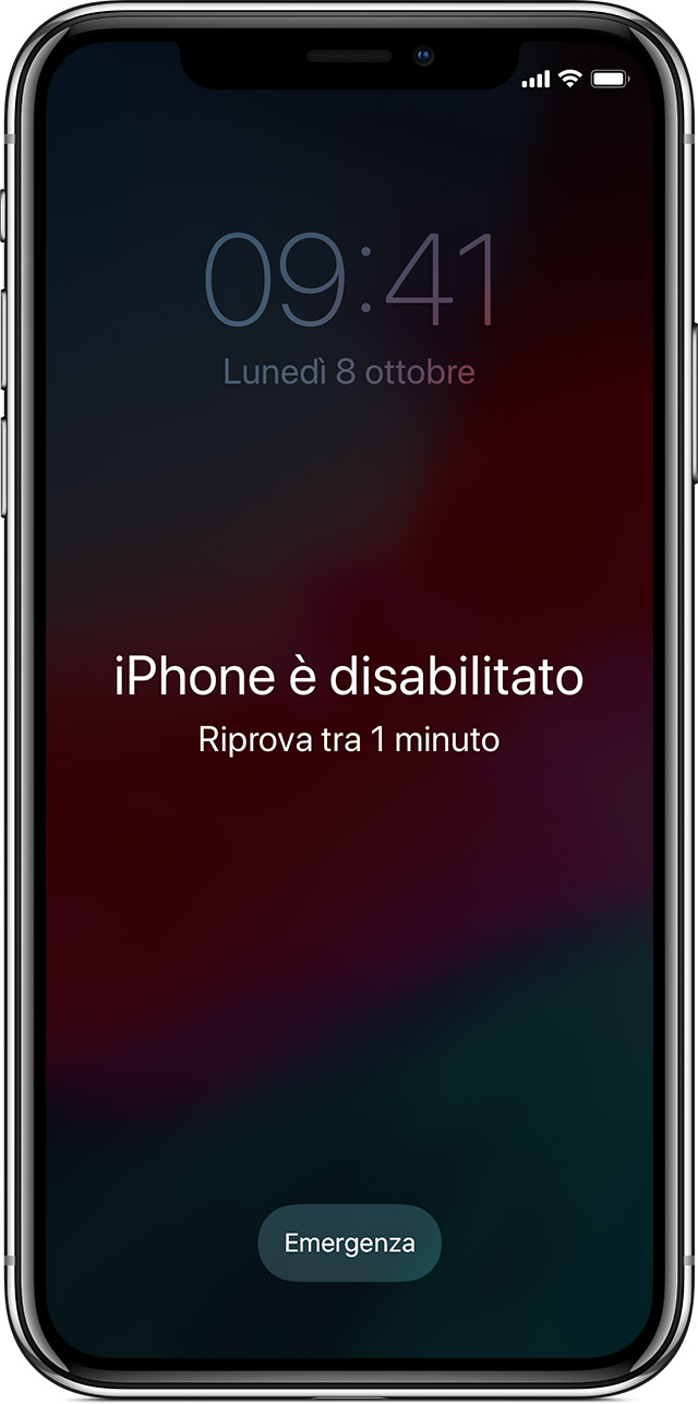I metodi per bloccare l'iPhone