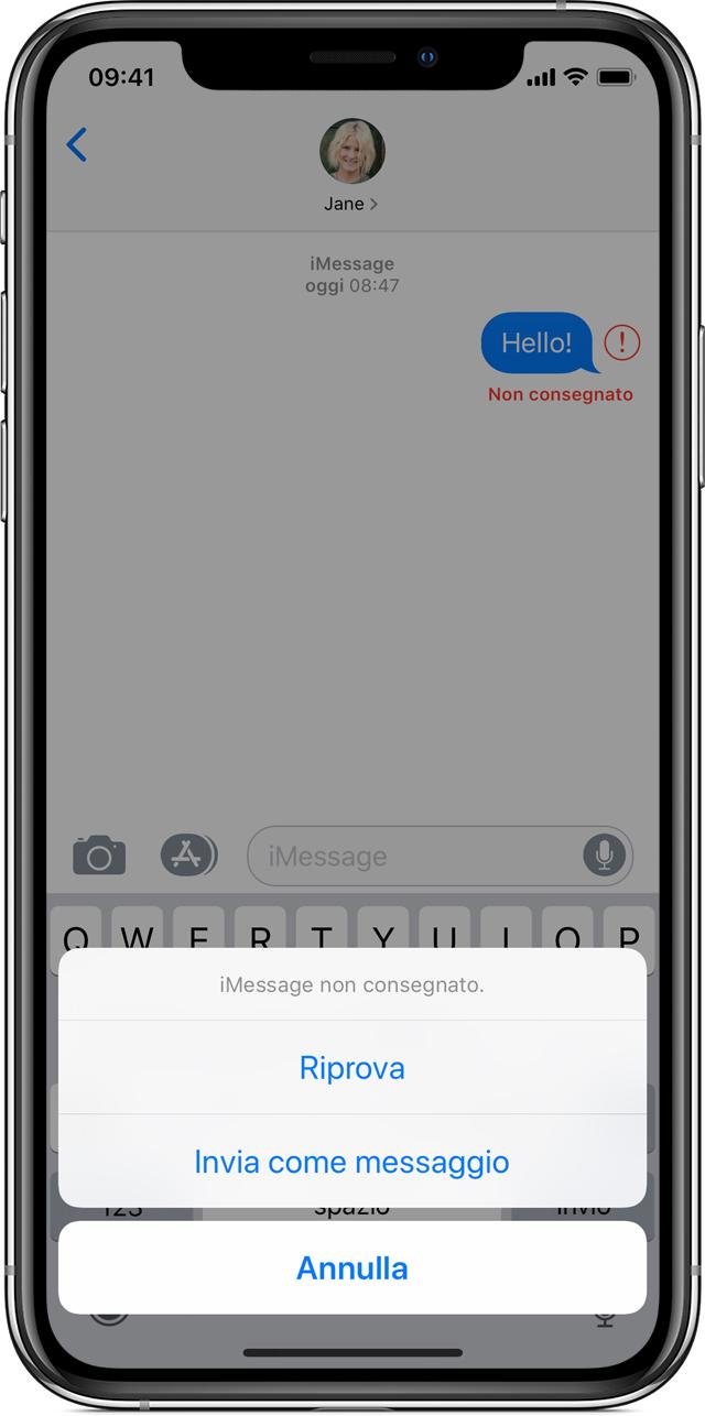 1. Recuperare i messaggi eliminati iPhone da iTunes