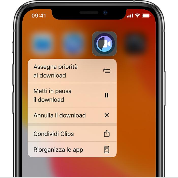 Iphone 7 lento a scaricare app
