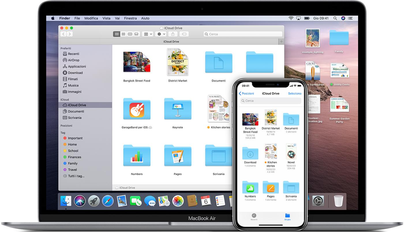 Configurare e usare Foto di iCloud - Supporto Apple