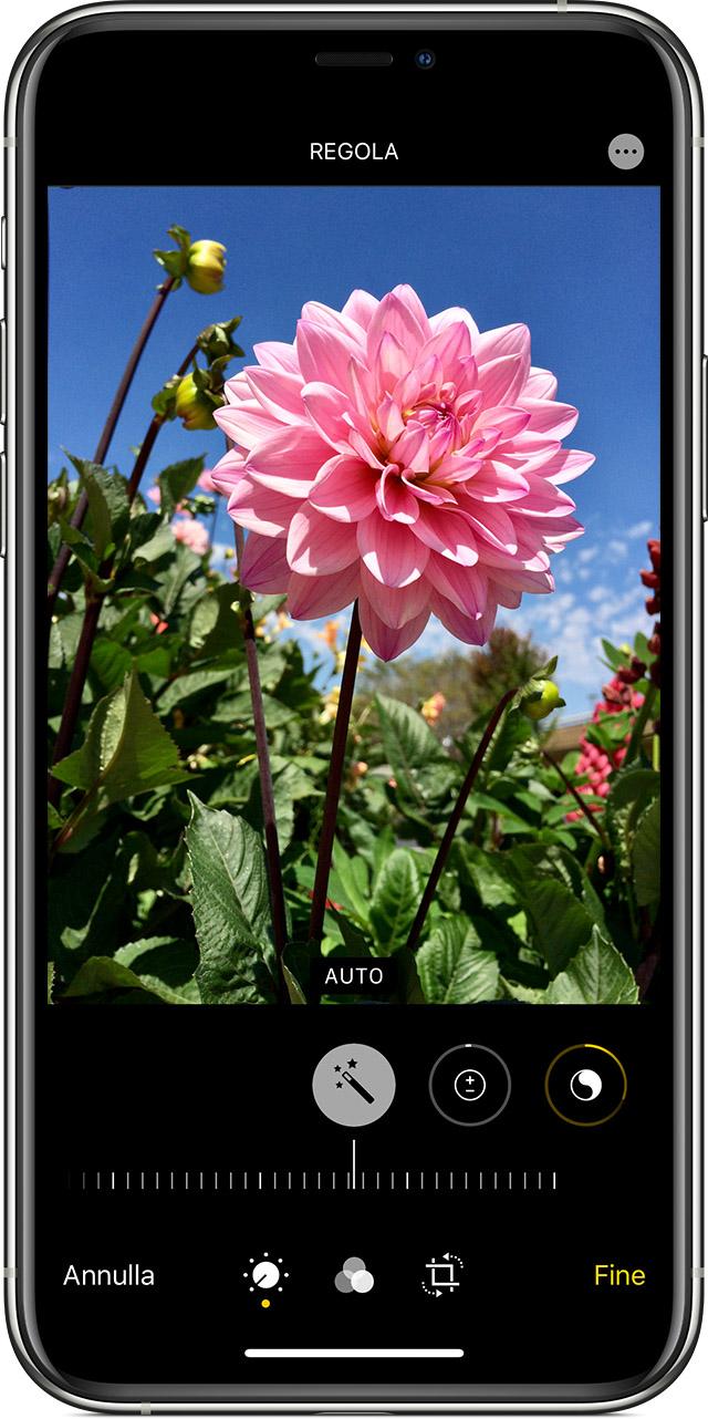Come Scattare E Modificare Le Foto Con Iphone Ipad E Ipod Touch Supporto Apple