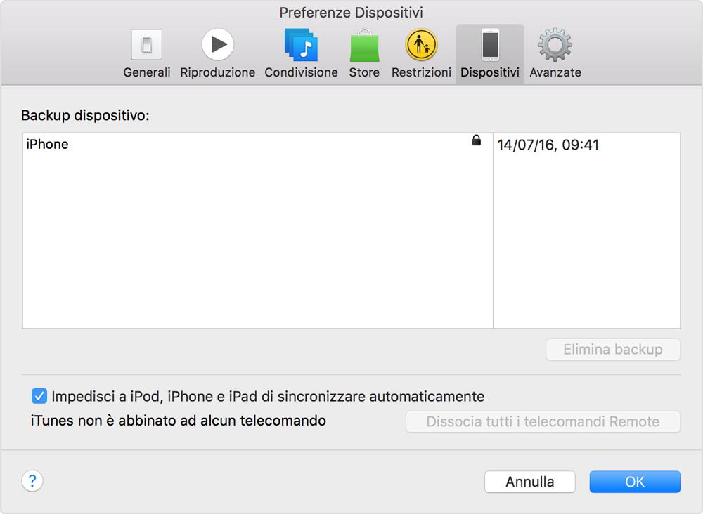Itunes Acconsenti Sincronizzazione Con Schermo Iphone Non Funzionante