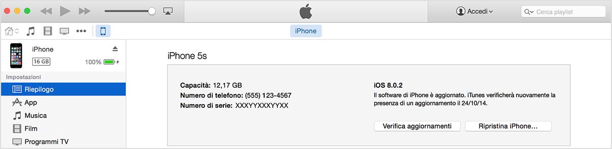 Trovare Iphone Con Numero Di Serie