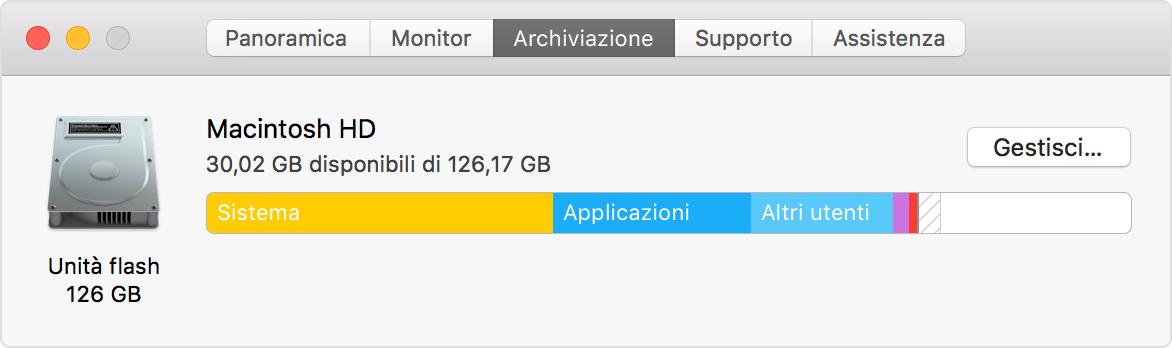 come eliminare definitivamente file dal mac