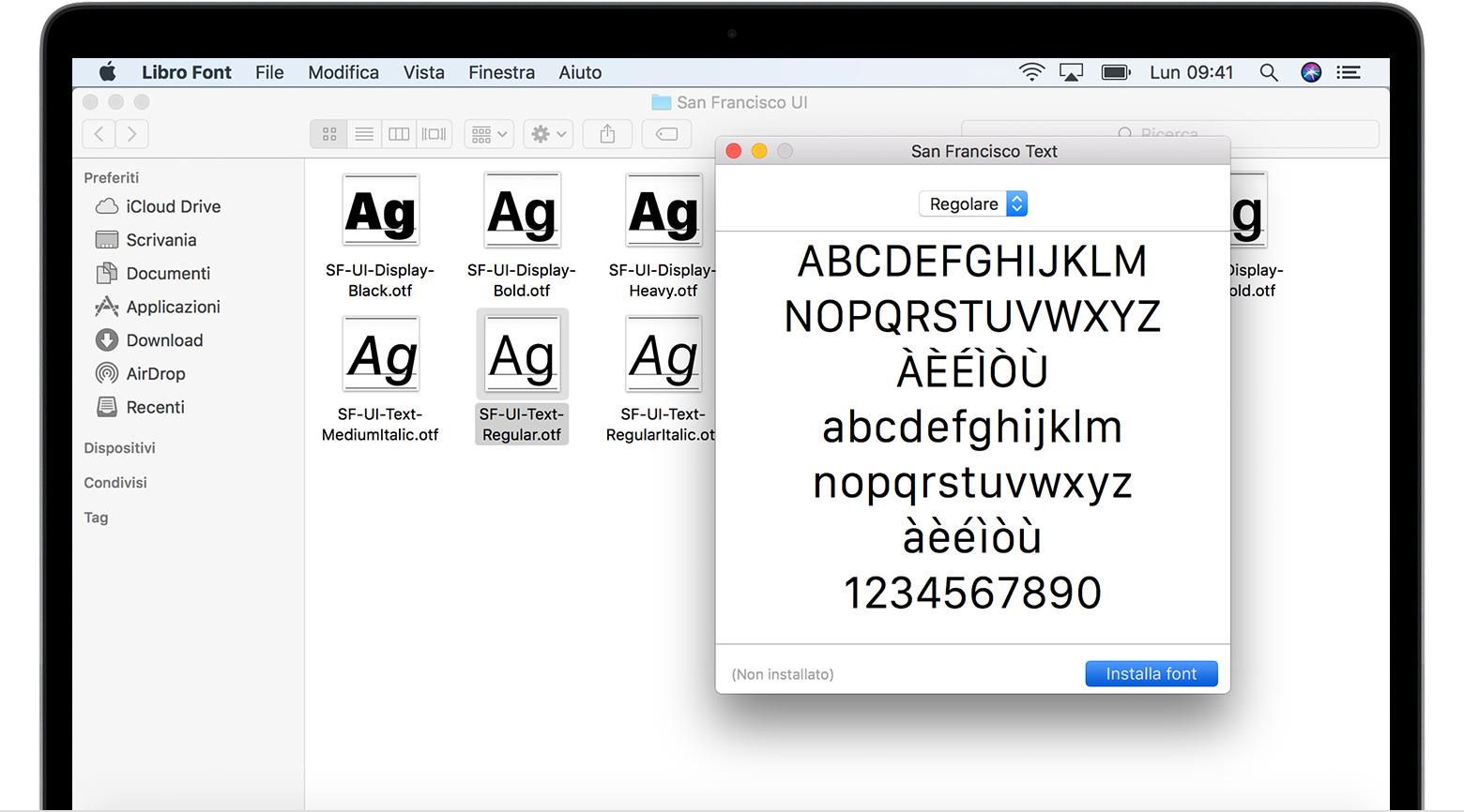 Ag Book Pro Font
