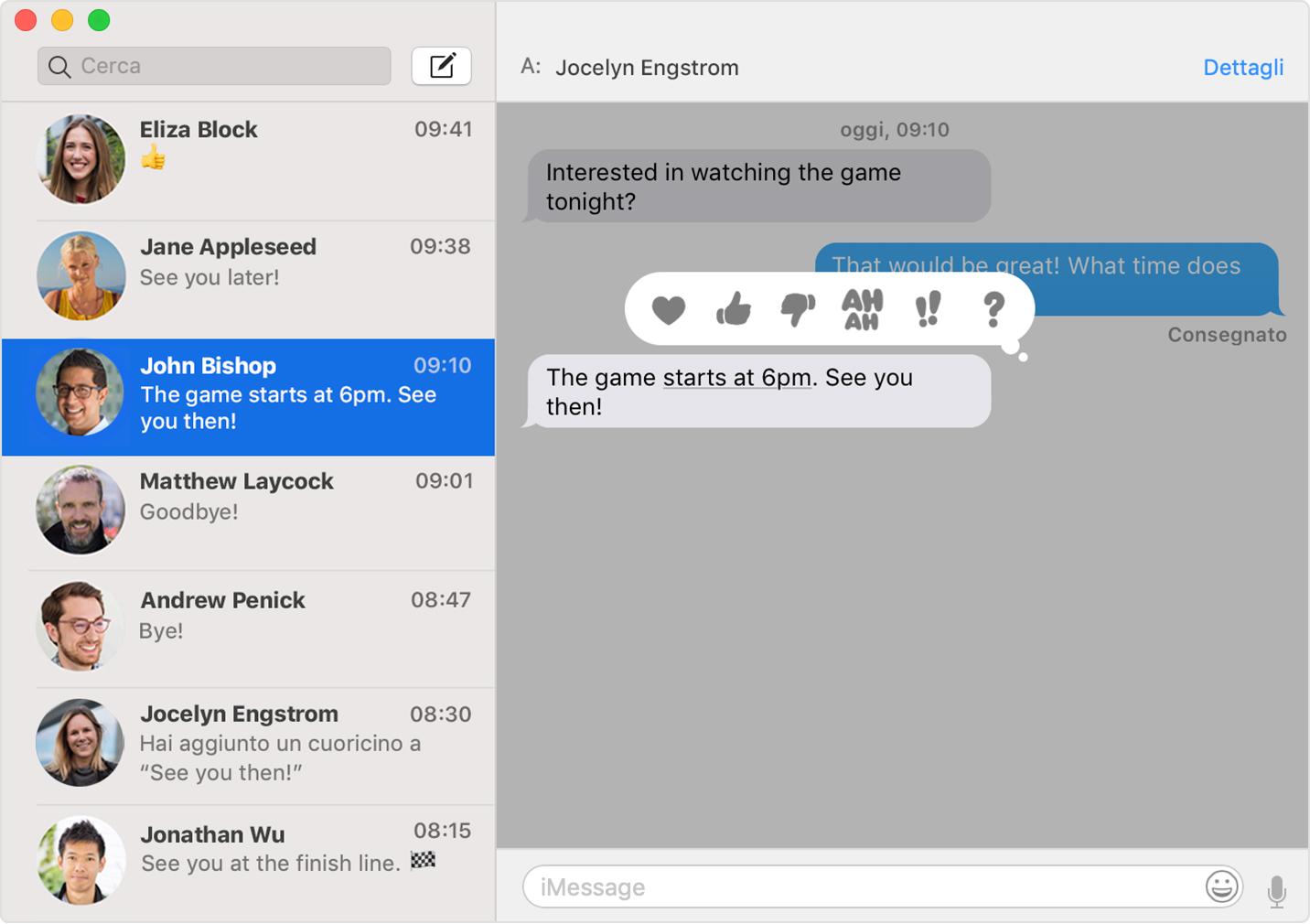 Inviare e Ricevere SMS su Mac