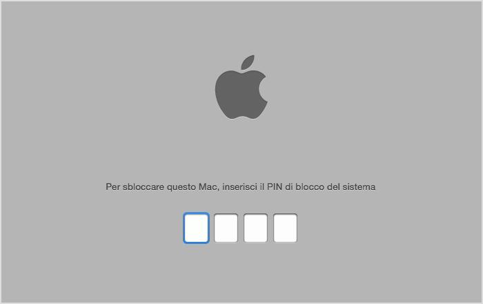 mac schermo bianco cartella punto interrogativo