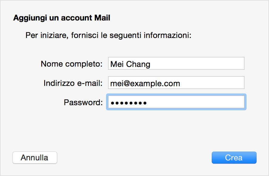 Uso di Mail sul Mac - Supporto Apple