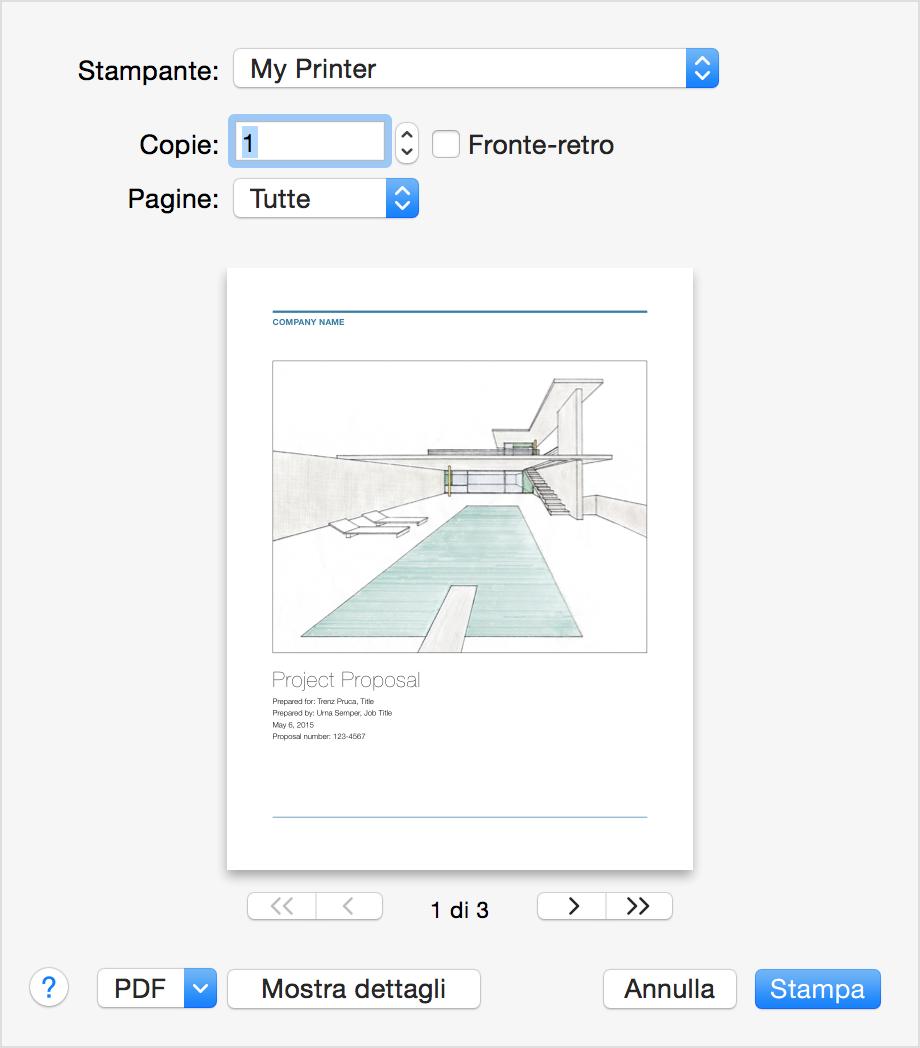 Stampa Dal Mac Supporto Apple