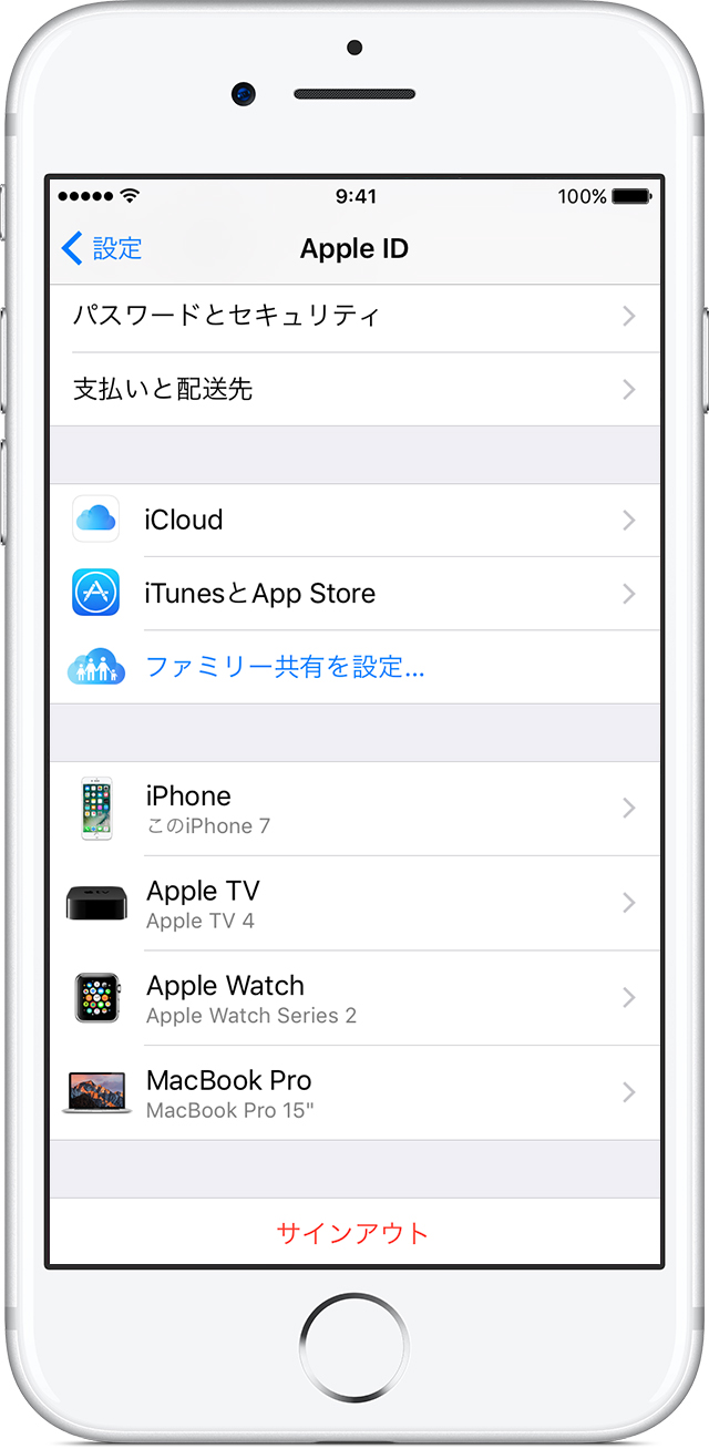 ipod touch セキュリティ 質問