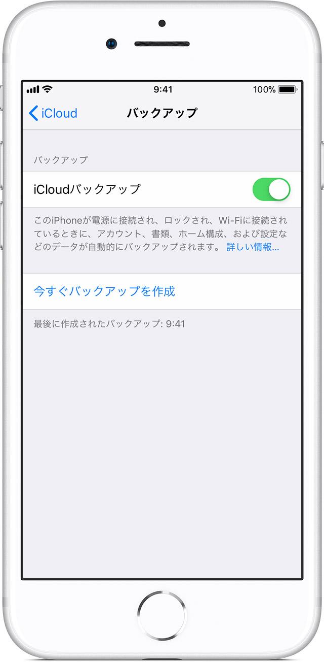 以前の iOS デバイスから新しい ...