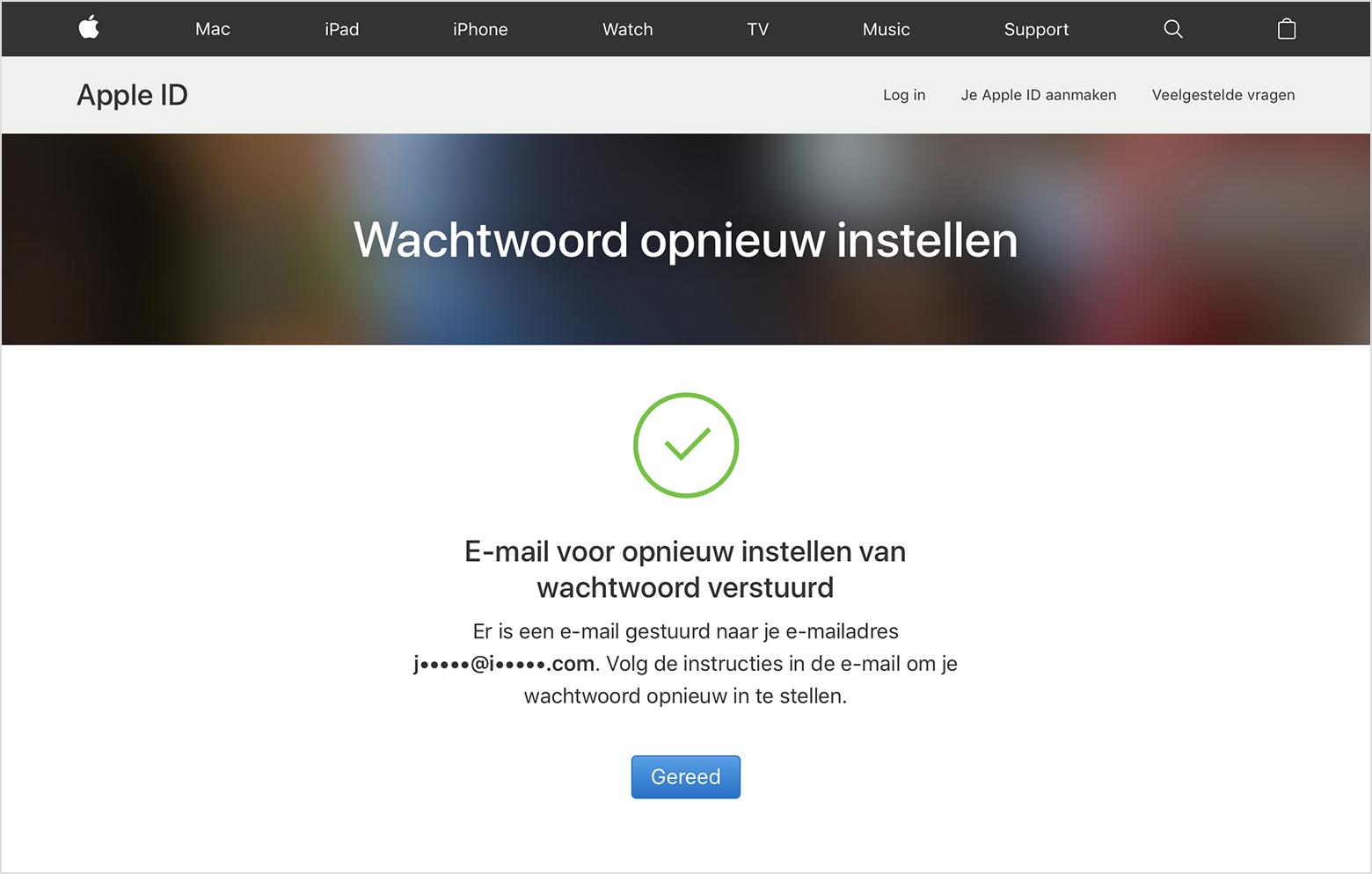 Nieuwe apple id instellen iphone